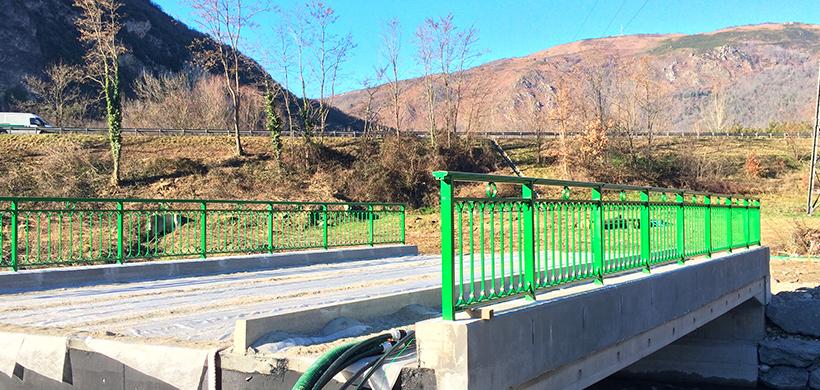 Travaux aménagement Tarascon - Pont