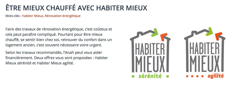 Image site habiter mieux (habitat)