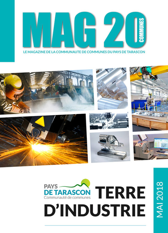 MAG20 – Terre d'industrie – Mai 2018