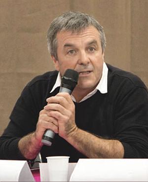 portrait Philippe Pujol