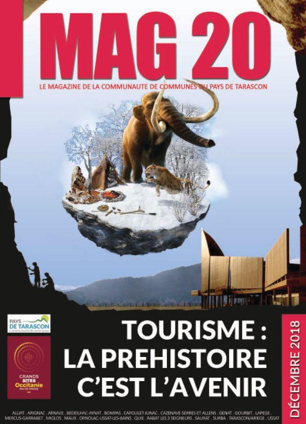MAG20 – spécial Tourisme – Décembre 2018