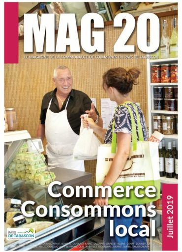 MAG20 – Commerce, consommons local – juillet 2019