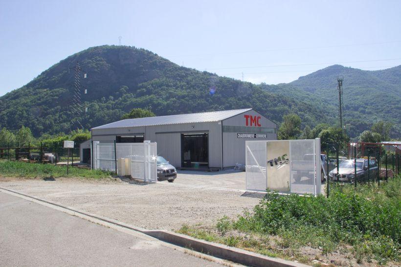zone activités Prat-Long entreprise pays de tarascon