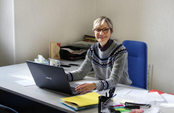 Bienvenue à Hélène Ménard !