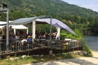 Gérance du restaurant la Maison du Lac.
