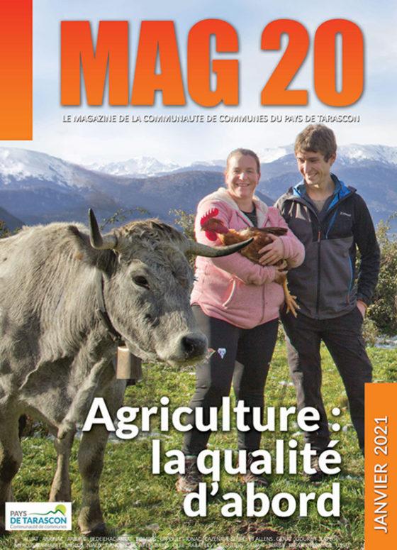 """LE NOUVEAU MAG20 """"SPÉCIAL AGRICULTURE"""" EST EN LIGNE !"""