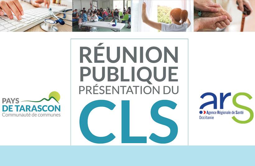 CLS : QUATRE RÉUNIONS PUBLIQUES.